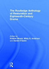 Omslag - The Routledge Anthology of Restoration and Eighteenth-Century Drama