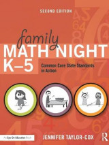 Omslag - Family Math Night K-5