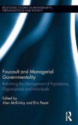 Omslag - Foucault and Managerial Governmentality