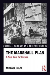 Omslag - The Marshall Plan