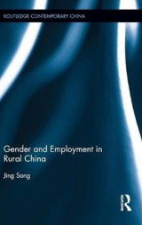 Omslag - Gender and Employment in Rural China