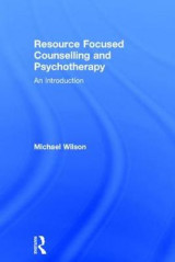 Omslag - Resource Focused Counselling and Psychotherapy