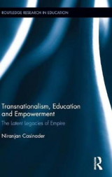 Omslag - Transnationalism, Education and Empowerment