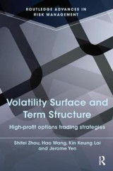 Omslag - Volatility Surface and Term Structure