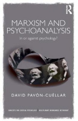 Omslag - Marxism and Psychoanalysis
