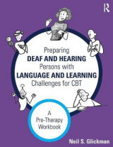 Omslag - Preparing Deaf and Hearing Persons with Language and Learning Challenges for CBT