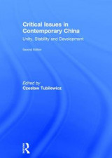 Omslag - Critical Issues in Contemporary China