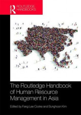 Omslag - Routledge Handbook of Human Resource Management in Asia