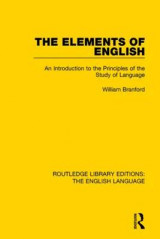 Omslag - The Elements of English