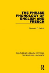 Omslag - The Phrase Phonology of English and French
