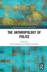 Omslag - The Anthropology of Police