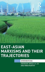 Omslag - East-Asian Marxisms and Their Trajectories