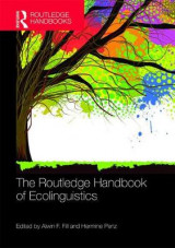Omslag - The Routledge Handbook of Ecolinguistics