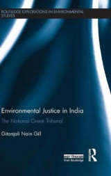 Omslag - Environmental Justice in India