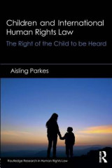 Omslag - Children and International Human Rights Law