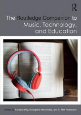 Omslag - The Routledge Companion to Music, Technology, and Education