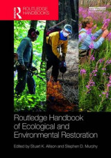 Omslag - Routledge Handbook of Ecological and Environmental Restoration