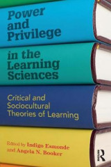 Omslag - Power and Privilege in the Learning Sciences