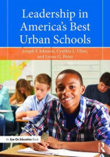 Omslag - Leadership in America's Best Urban Schools