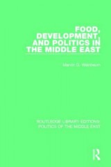 Omslag - Food, Development, and Politics in the Middle East