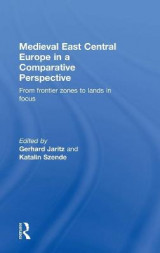 Omslag - Medieval East Central Europe in a Comparative Perspective