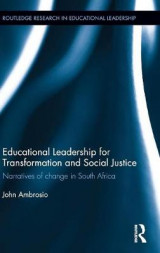 Omslag - Educational Leadership for Transformation and Social Justice