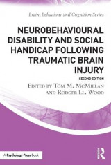 Omslag - Neurobehavioural Disability and Social Handicap Following Traumatic Brain Injury