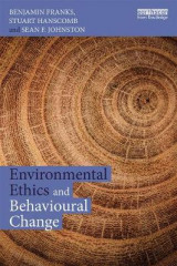 Omslag - Environmental Ethics and Behavioural Change
