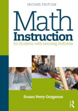 Omslag - Math Instruction for Students with Learning Problems