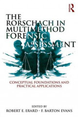 Omslag - The Rorschach in Multimethod Forensic Assessment