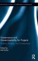 Omslag - Governance and Governmentality for Projects