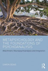 Omslag - Metapsychology and the Foundations of Psychoanalysis