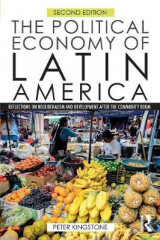 Omslag - The Political Economy of Latin America