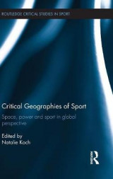 Omslag - Critical Geographies of Sport