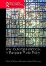 Omslag - The Routledge Handbook of European Public Policy