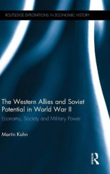 Omslag - The Western Allies and Soviet Potential in World War II