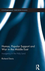 Hamas, Popular Support and War in the Middle East av Richard Davis (Innbundet)