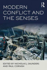 Omslag - Modern Conflict and the Senses