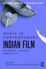 Omslag - Music in Contemporary Indian Film