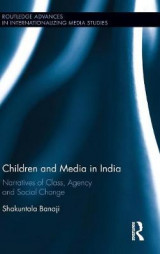 Omslag - Children and Media in India