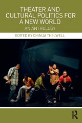 Omslag - Theater and Cultural Politics for a New World