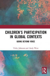 Omslag - Children's Participation in Global Contexts