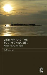 Omslag - Vietnam and the South China Sea