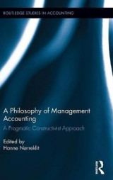 Omslag - A Philosophy of Management Accounting