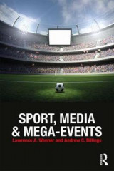 Omslag - Sport, Media and Mega-Events
