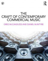 Omslag - The Craft of Contemporary Commercial Music