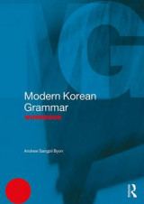Omslag - Modern Korean Grammar Workbook