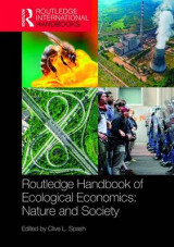 Omslag - Routledge Handbook of Ecological Economics