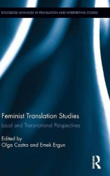 Omslag - Feminist Translation Studies