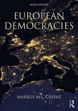 Omslag - European Democracies
